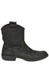 Suede texan boots Fiorentini+Baker