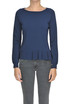 Viscose-blend pullover Twin-set  Simona Barbieri