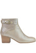 Leather ankle boots Manas