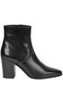 Frech leather ankle boots Saint Laurent