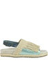 Sandy sandals Antidoti