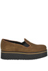 Slip-on suede shoes Dondup