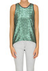 Sequined top Shirtaporter