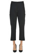 Meryloo cropped trousers Dondup