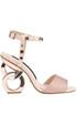 Judy leather sandals Kat Maconie