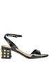 Patent-leather sandals Sebastian