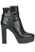 Leather ankle-boots L'Autre Chose