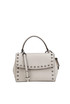 Ava studded leather mini bag Michael Michael Kors