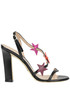 Starlight leather sandals Paula Cademartori
