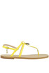 Leather sandals Patrizia Pepe