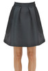 Structured wide skirt Love Moschino
