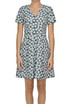 Printed dress Michael Michael Kors