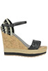 Felicia cork wedge sandals Apepazza