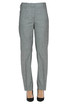 Marion herringbone trousers Dondup