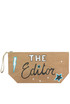 Cellulose fiber clutch The Editor
