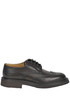 Leather brogues style lace-ups Triker's