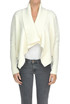 Ribbed knit cropped cardigan Michael Michael Kors