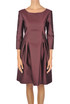 Stuctured cloth dress Alberta Ferretti