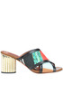 Printed fabric mules Missoni