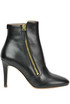 Leather ankle boots Twin-set  Simona Barbieri