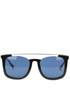 Acetate and metal sunglasses KVA85C1 Krisvanassche