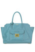 Vitello soft leather bag Miu Miu