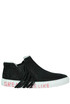 Slip-on suede sneakers The Editor