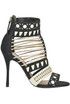 Suede and leather sandals Schutz