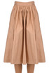 Pleated midi skirt Dries Van Noten