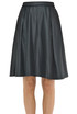 Coated fleece skirt Twin-set  Simona Barbieri