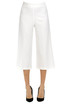 Marsha cropped trousers Pinko