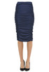 Folaga draped pencil skirt Pinko