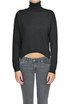 Cropped turtleneck pullover Patrizia Pepe