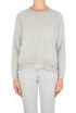 Embellished cashmere and silk pullover Brunello Cucinelli