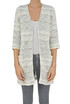 Textured knit cardigan Anneclaire