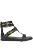 Gladiator style leather sandals Carshoe
