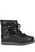 Sequined eco-leather boots Emanuelle Vee