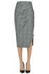 Goldfinger pencil skirt Pinko