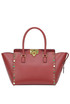 'Rockstud Rolling' leather tote bag Valentino