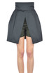 Chad structured skirt Dondup