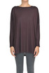 Cashmere and silk pullover Brunello Cucinelli