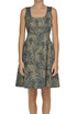 Jacquard cloth dress Pinko