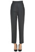 Wool-blend trousers True Royal