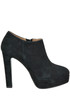 Suede ankle-boots Bibi Lou