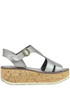 Rux 7 metallic effect leather sandals Fiorentini+Baker