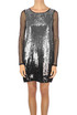 Sequined tulle dress Patrizia Pepe