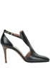 Leather side cut-out shoes L'Autre Chose