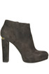 Suede ankle-boots Michael Michael Kors