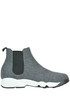 Wool cloth slip-on sneakers Erika Cavallini