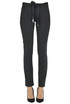Aurelie skinny trousers Twin-set  Simona Barbieri